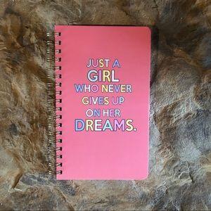 Jadelynn Brooke Notebook